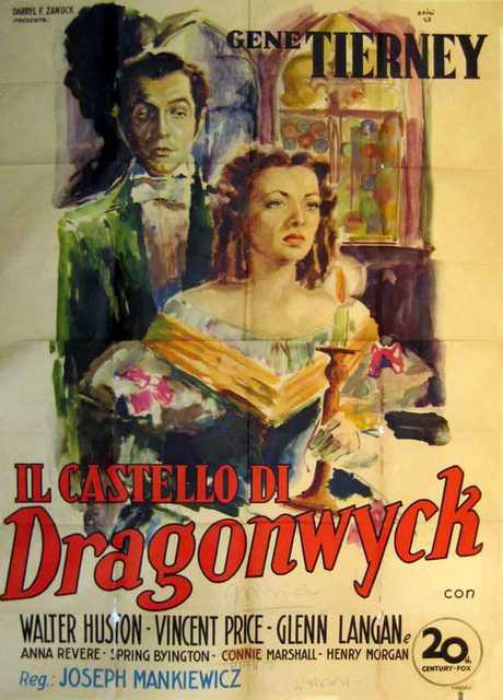 Il castello di Dragonwyck