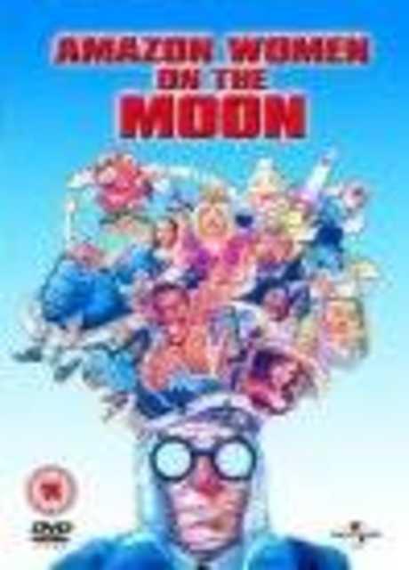Donne amazzoni sulla luna