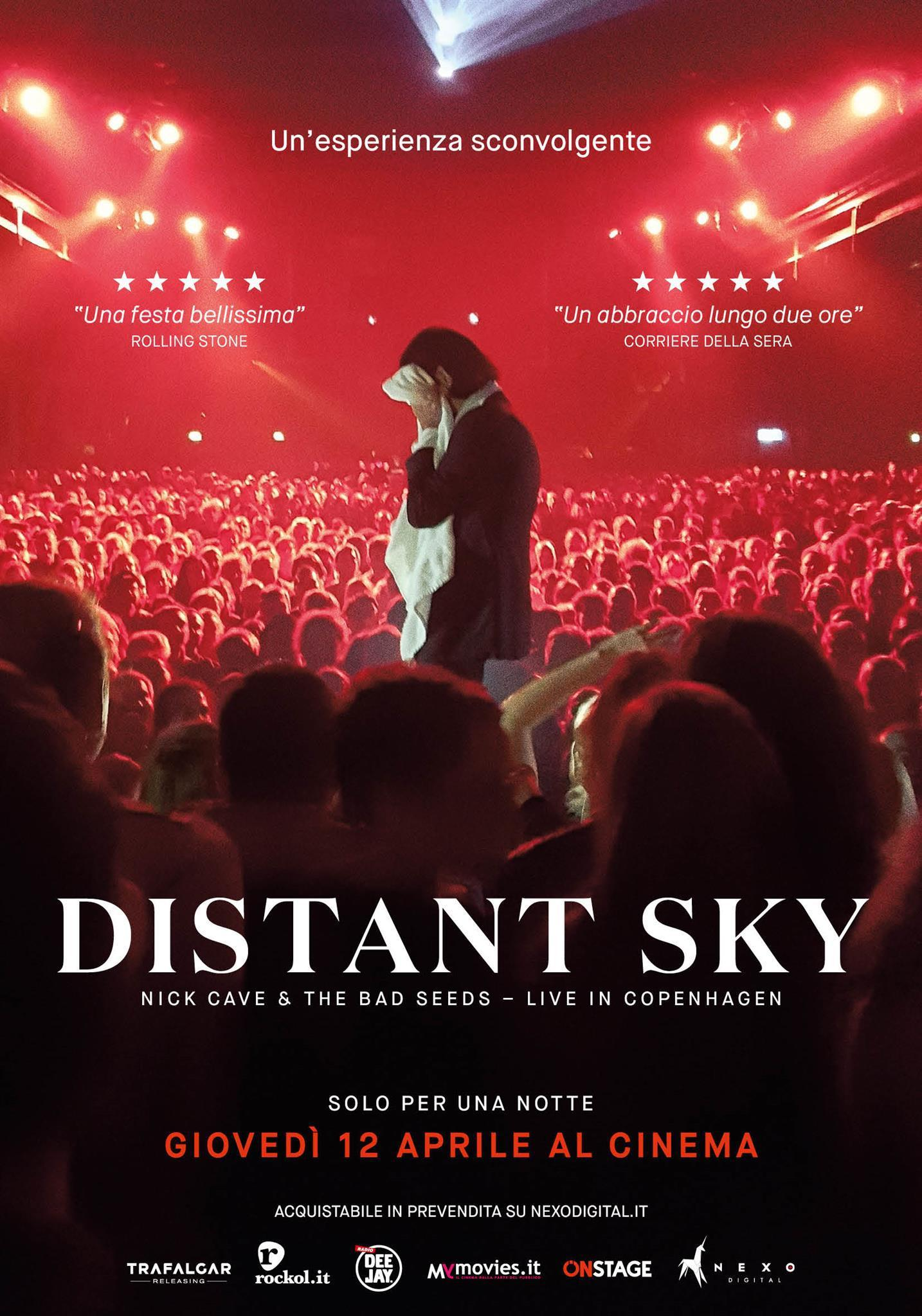 Nick Cave – Distant Sky Live in Copenhagen