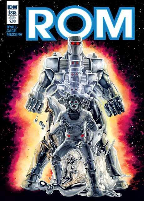 ROM: Spaceknight