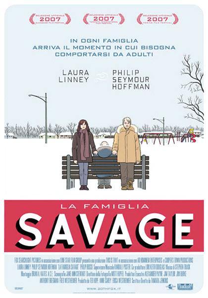 La famiglia Savage