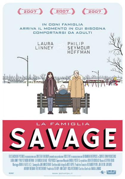 La famiglia savage trama e cast screenweek for Una casa nel cuore trama