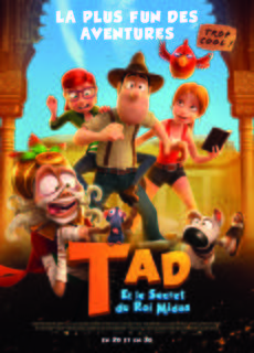 Tadeo Jones 2: El secreto del Rey Midas