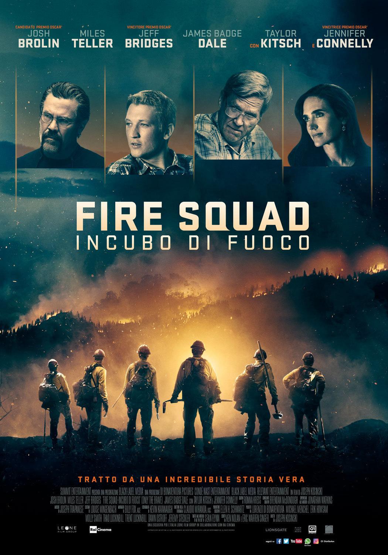 Fire Squad - Incubo di Fuoco