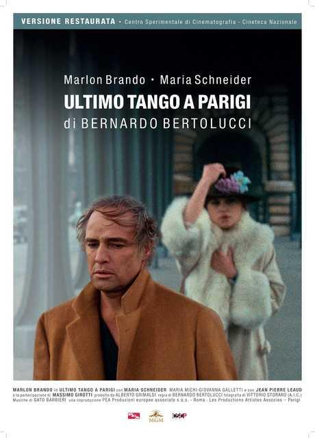 Ultimo tango a Parigi (Remastered)