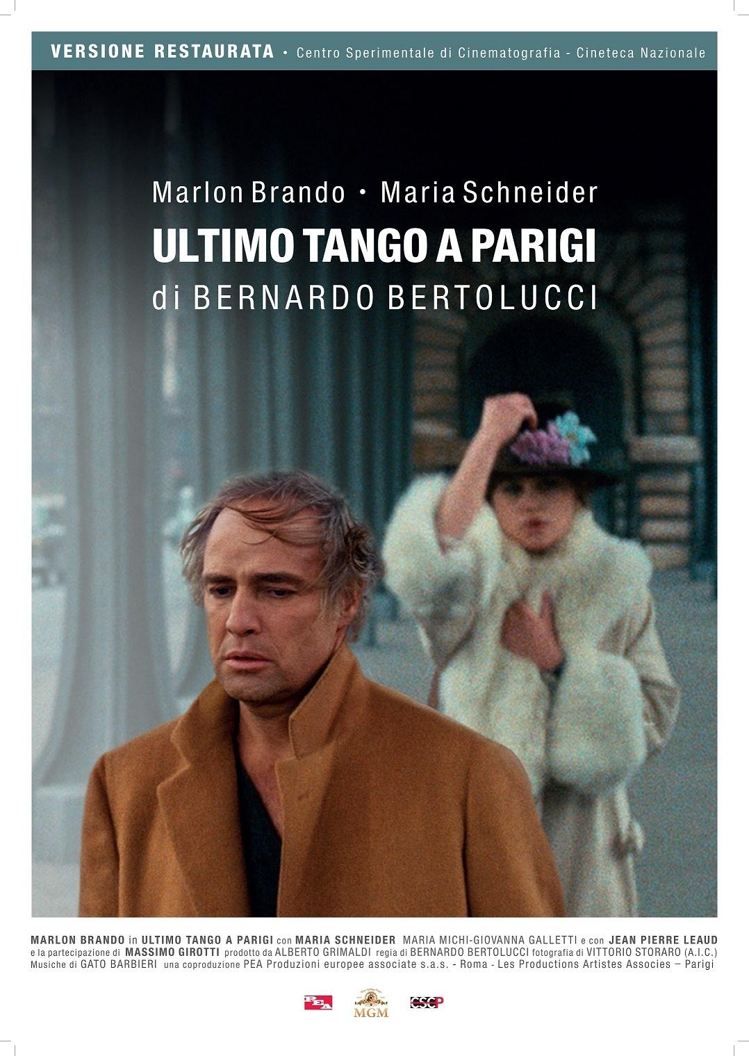 Ultimo tango a Parigi (Remastered): trama e cast @ ScreenWEEK