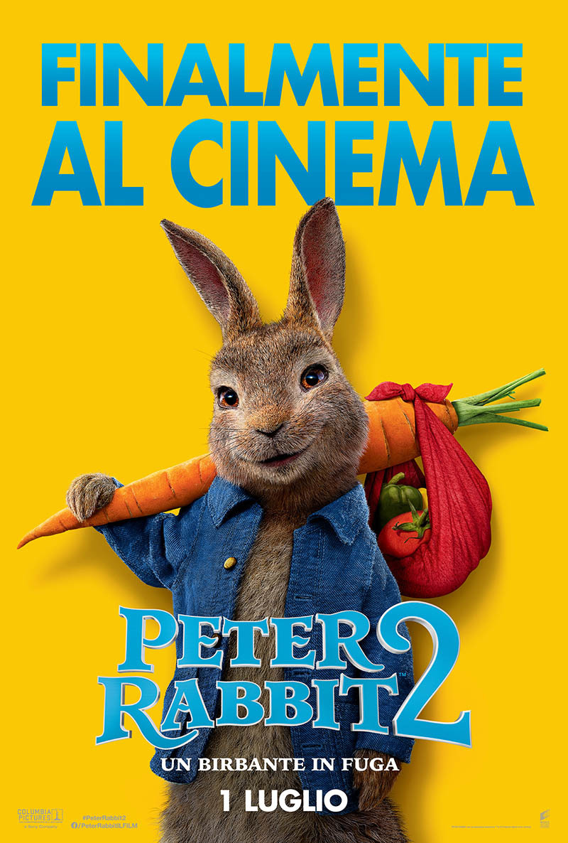 Peter Rabbit 2 - Un birbante in fuga