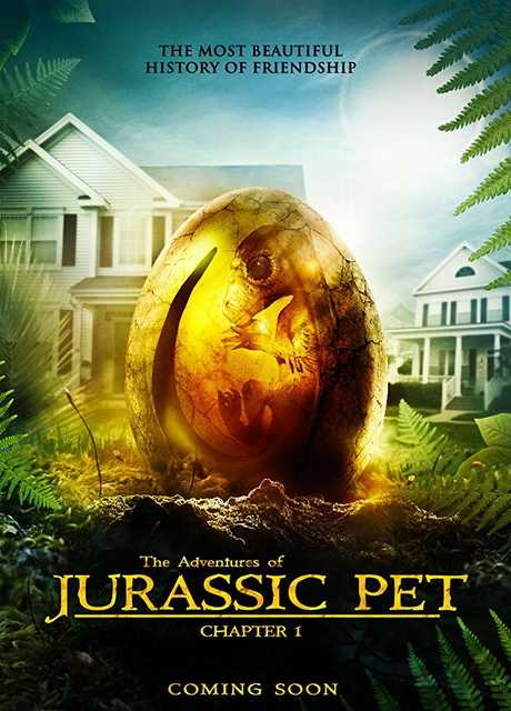 The Adventures of Jurassic Pet: Chapter 1