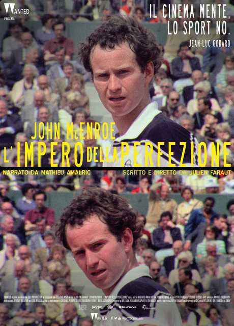 John McEnroe: L'Impero della Perfezione