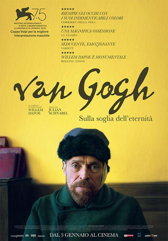 Van Gogh: - Sulla soglia dell'eternità