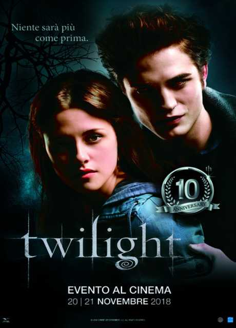 Twilight - Riedizione