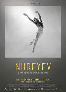 Nureyev. Il mondo, il suo palco