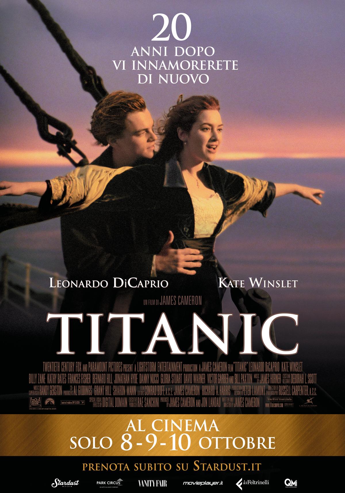 Titanic (riedizione)