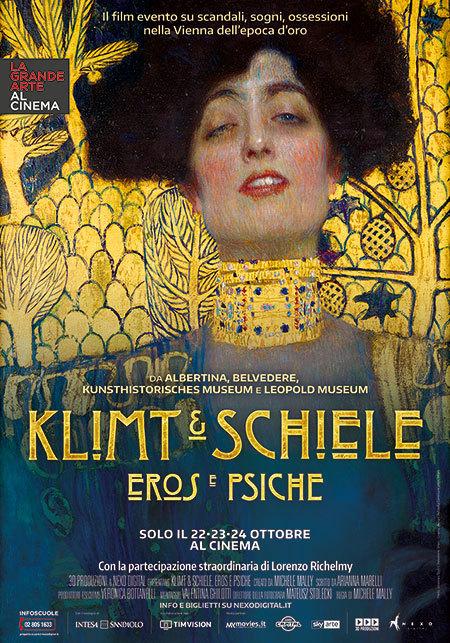 Klimt & Schiele. Amore e Psiche