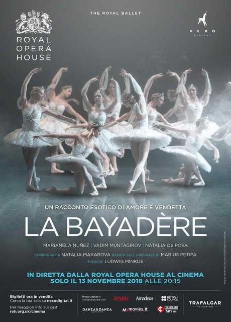 Royal Opera House: La Bayadère