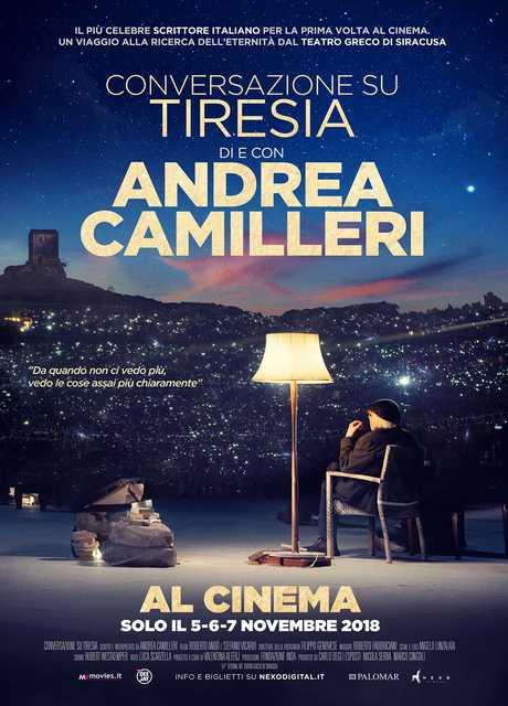 Conversazione su Tiresia. Di e con Andrea Camilleri