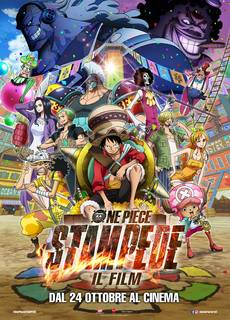 One Piece: STAMPEDE - Il Film