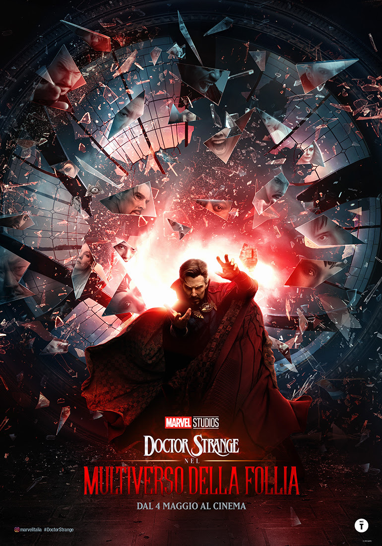 Doctor Strange and the Multiverse of Madness