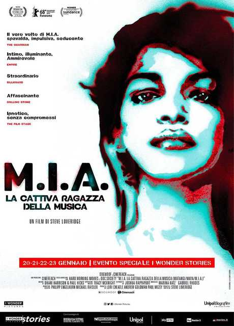 M.I.A. - La cattiva ragazza della musica