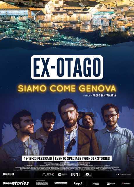 Ex Otago - Siamo come Genova