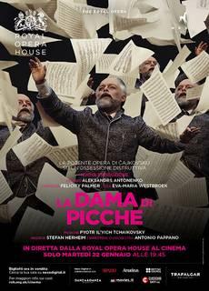 The Royal Opera: La Dama di Picche