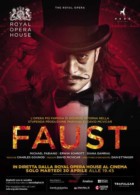 The Royal Opera: Faust