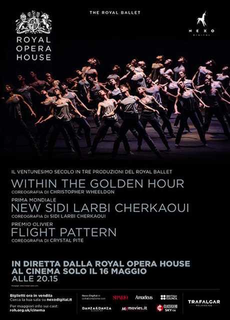 The Royal Ballet Triple Bill (Programma Triplo)