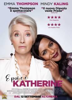 E poi c'è Katherine
