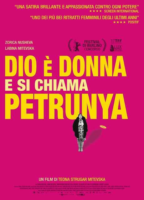Dio è donna e si chiama Petrunija
