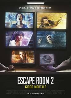 Escape Room 2: Gioco Mortale