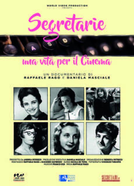 Segretarie - Una Vita per il Cinema
