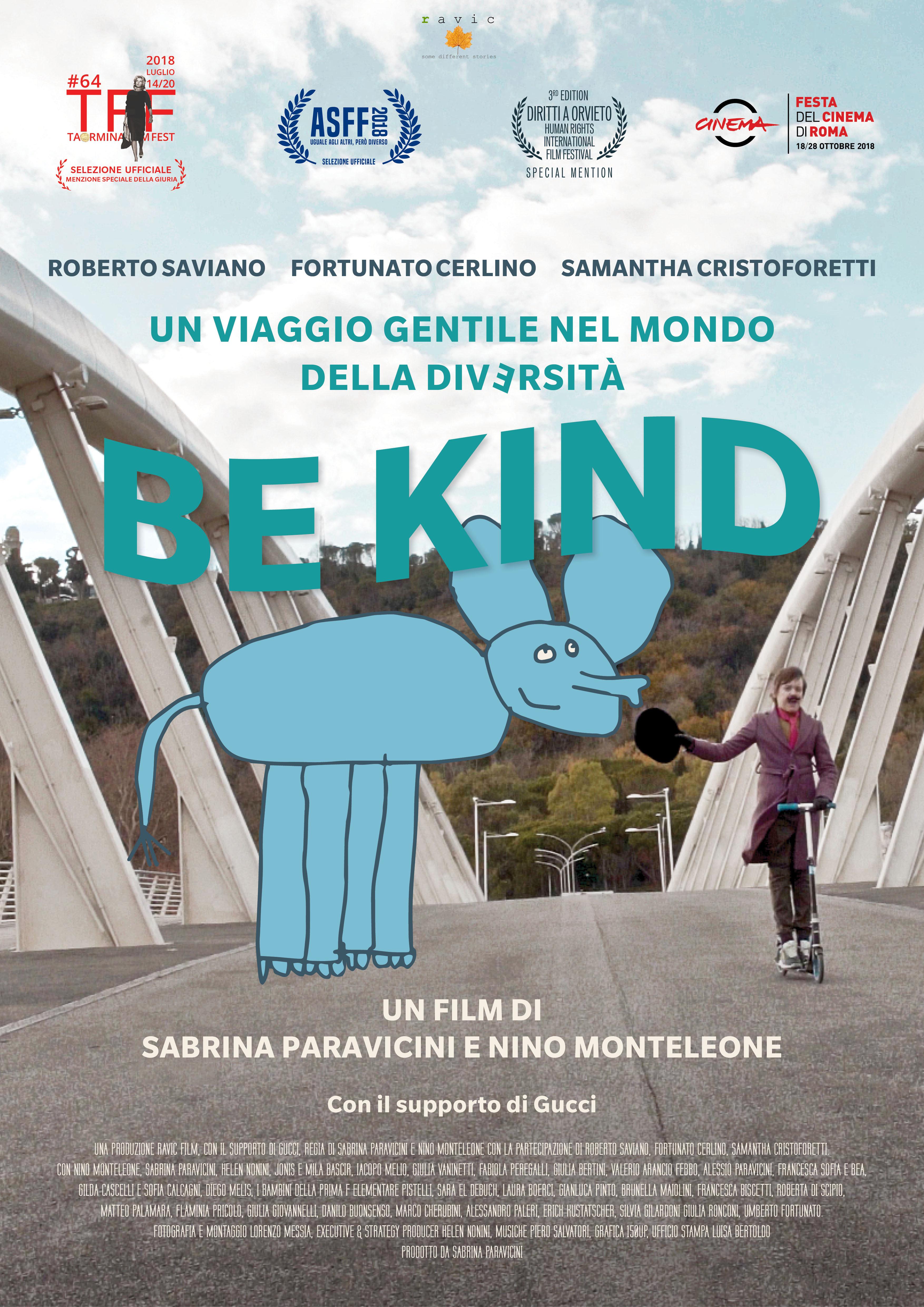 Be Kind - Un viaggio gentile all'interno della diversità
