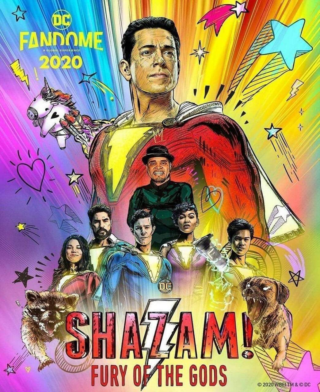 Shazam! Fury of the Gods