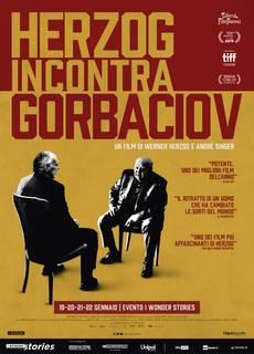 Herzog incontra Gorbachev