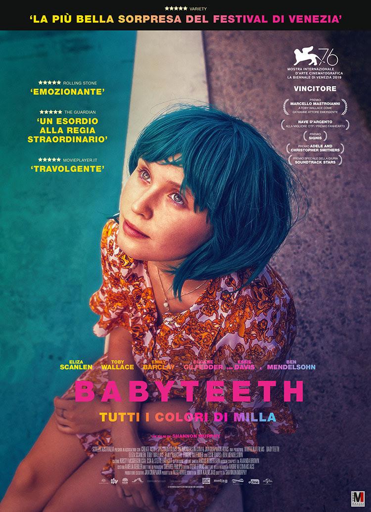 Babyteeth - Tutti i colori di Milla