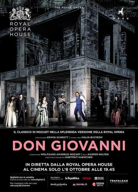 Royal Opera House: Don Giovanni