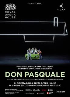 Royal Opera House: Don Pasquale