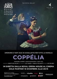 Royal Ballet: Coppelia