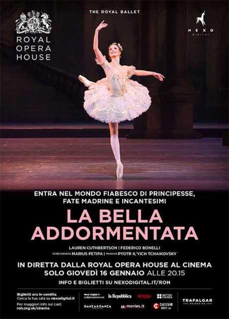 Royal Ballet: La Bella Addormentata