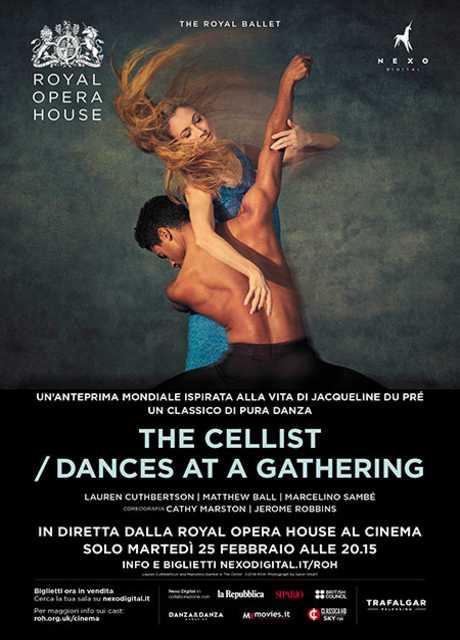 Royal Ballet   The Cellist / Dances at a Gathering