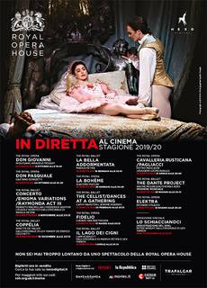Royal Opera House: Cavalleria Rusticana / Pagliacci