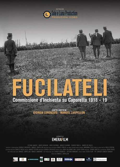 Fucilateli - Commissione d'Inchiesta su Caporetto 1918 - 19