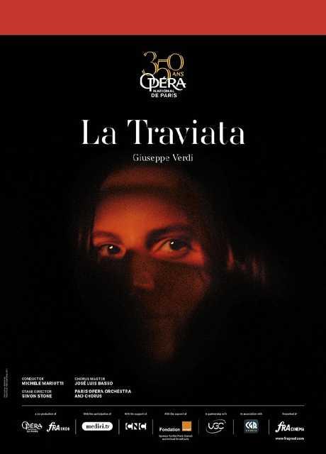 Opéra de Paris: La traviata