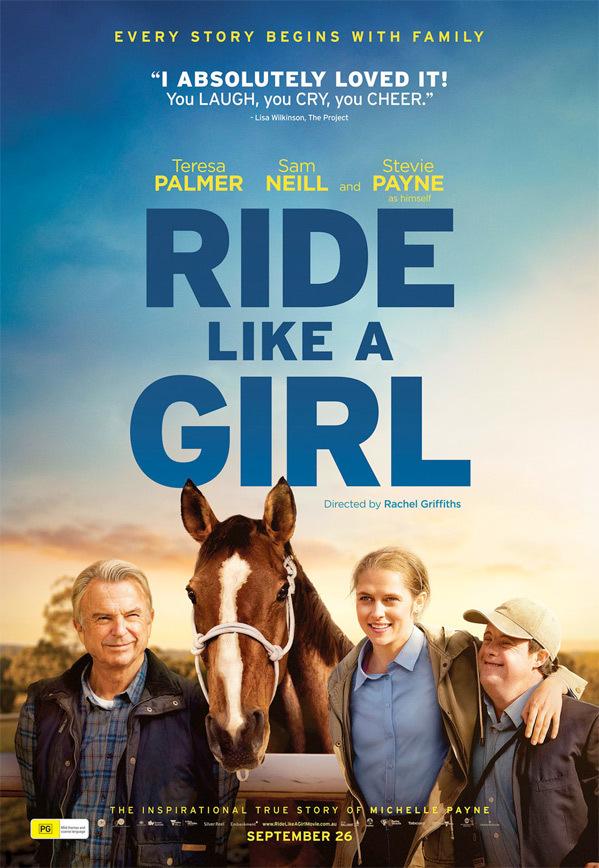 Ride Like a Girl