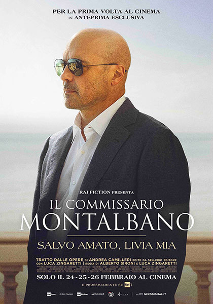 Il commissario Montalbano - Salvo amato, Livia mia