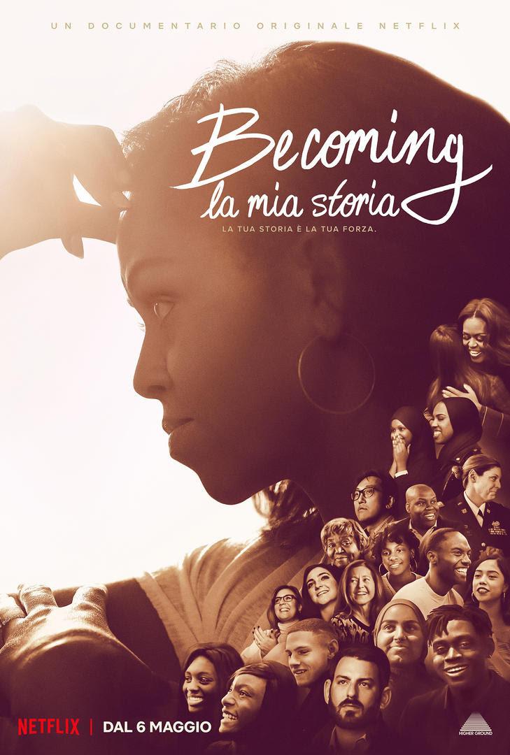 Becoming - La Mia Storia