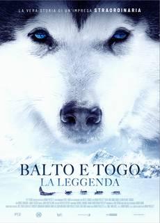 Balto e Togo - La leggenda