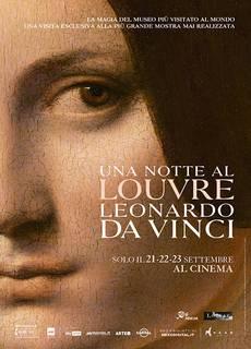 Una notte al Louvre. Leonardo da Vinci