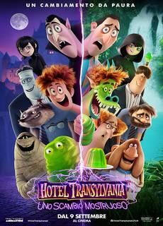 Hotel Transylvania: Uno Scambio Mostruoso!