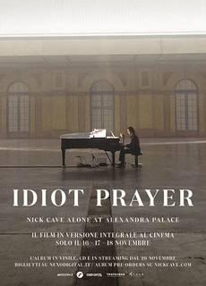 Nick Cave – Idiot Prayer | Alone at Alexandra Palace
